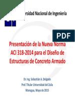 Reorganizacion ACI 318_UNI