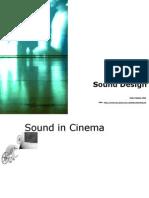 Sound in Cinema