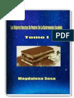 Las mejores Recetas De Postres.pdf