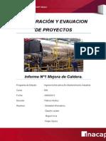 Preparacion y Evalucion de Proyecto