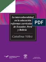 La Interculturalidad en La Educación Básica