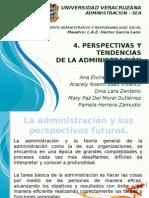 perspectivas y tendencias de la administración