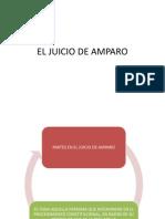 8. El Juicio de Amparo
