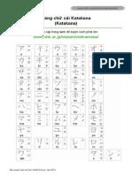 Katakana Vietnamese