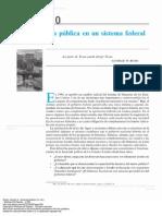 La Hacienda Publica Sistema Federal Rosen 2008