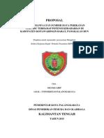 Contoh Proposal KPN 2015 - Oki Ma'Arif