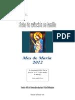 Ficha Mes de María