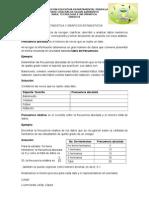 Guía Formato Induccion Graficos Estadisticos