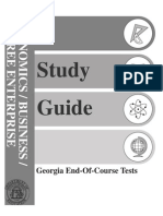 Eoct economics study guide and practice test