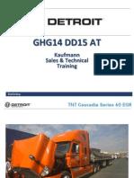 DD15AT Sales & Tech Presentation