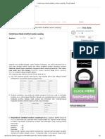 Contoh Kasus Teknik Stratified Random Sampling - Portal Statistik