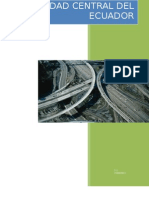 Diseño Vial de una carretera