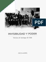 Olavarría, José (2001) Invisibilidad y Poder. Varones en Santiago de Chile