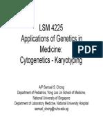 LSM4225-1 Cytogenetics
