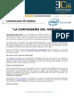 NP Intel Security - La contraseña del mañana