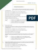 Evaluación Nacional 2014-Epistemología