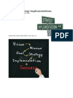 Chapter 5 Assingment Strategy Implementations by Sadam