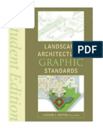 50009995 Landscape Architectural Graphic Standards