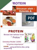 K.Organik  IX PROTEIN & ASAM AMINO.ppt