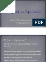 Ling Aplicada Aula1