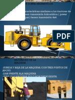 Curso Tractor Neumaticos Ruedas Wheeldozer
