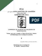 Protocolo PCU