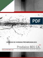 Catalogo Prodaico 801 CA 2015