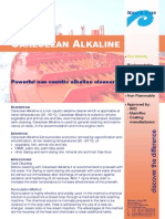 Pds Careclean Alkaline - Tc