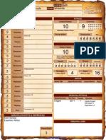 SoIF Sheet