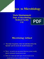 K.1 Pendahuluan Mikrobiologi