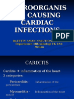 K - 8 Cardiac Infection (Mikrobiologi)