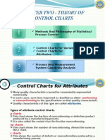 Chapter 2 of Two- Theory of Control Chart