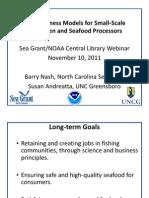 Fishing Business Plan