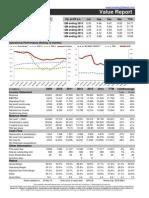 Google Stock Analysis Report