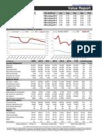 Microsoft Stock Analysis Report