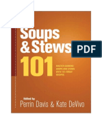 Soups and Stews-101