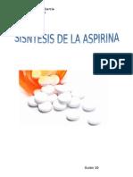 Guión 10 (Síntesis de La Aspirina)