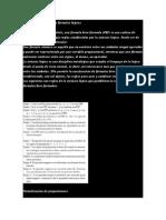 Reglas de Formación de Fórmulas Lógicas