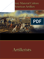 Military - Artillery - American