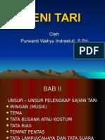 SENI TARI
