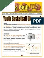 AVCSS Basketball Glossary 2014