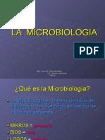 microbiología Introducción