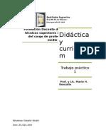 TP 1 Didáctica y Curruculum