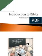Ethics Session 1