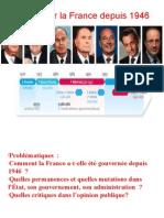 Gouverner la France depuis 1946 - présentation [Réparé].pptx