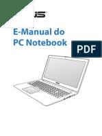 Manual Notebook Asus S400CA