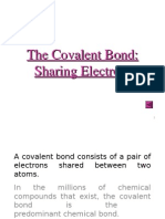 Ch08 Part3 the Covalent Bond