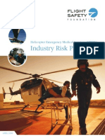 HEMS Industry Risk Profile