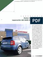 Datos Técnicos Para La Reparación Del AUDI A2