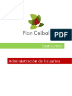 Instructivo Administracion de Usuarios Ntl741